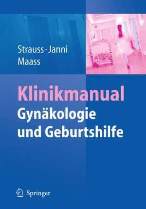 Klinikmanual Gynaekologie und Geburtshilfe