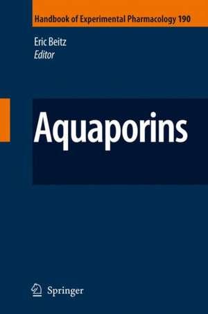 Aquaporins de Eric Beitz