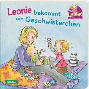 Leonie bekommt ein Geschwisterchen de Sandra Grimm