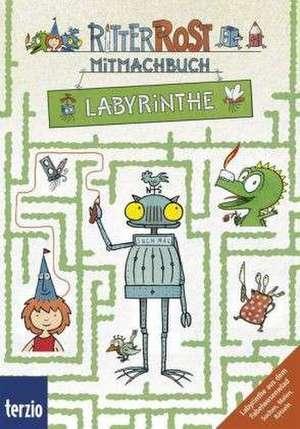Ritter Rost Mitmachbuch: Labyrinthe