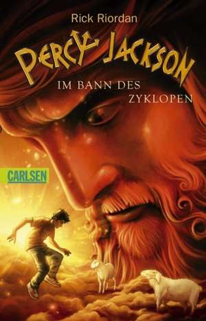 Percy Jackson 02. Im Bann des Zyklopen de Rick Riordan