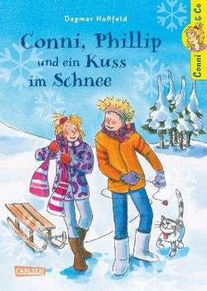 Conni & Co 09: Conni, Phillip und ein Kuss im Schnee de Dagmar Hoßfeld