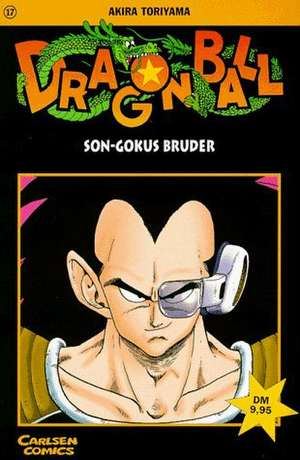 Dragon Ball 17. Son-Gokus Bruder