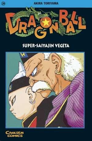 Dragon Ball 29. Super Saiyajin Vegeta
