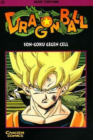 Dragon Ball 34. Son-Goku gegen Cell