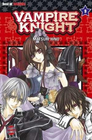 Vampire Knight 09 de Matsuri Hino