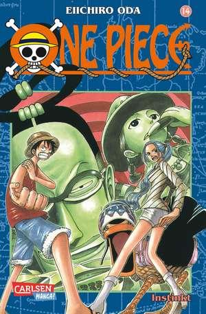 One Piece 14. Instinkt de Eiichiro Oda