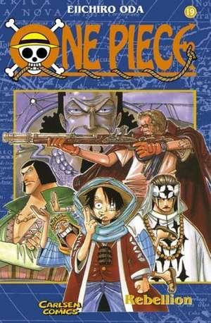 One Piece 19. Rebellion de Eiichiro Oda