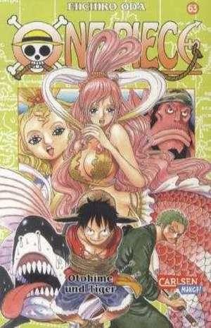One Piece 63. Otohime und Tiger