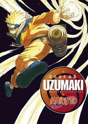 Naruto Artbook Uzumaki