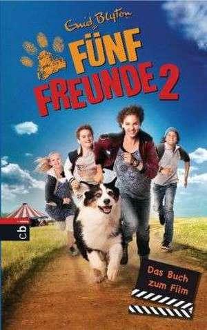 Fuenf Freunde 2 - Das Buch zum Film