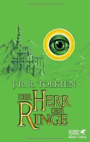 Der Herr der Ringe - Neuausgabe 2012 de J. R. R. Tolkien