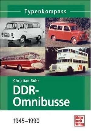 DDR-Omnibusse de Christian Suhr