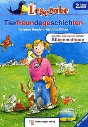 Leserabe - Tierfreundegeschichten