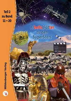 SuperStars: Arbeitsblätter de Stephanie Oelschlegel
