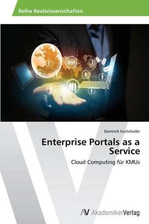 Enterprise Portals as a Service de Fuchshofer Dominik