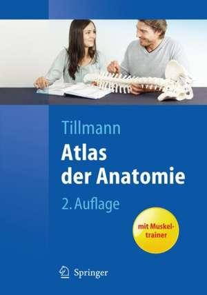 Atlas der Anatomie des Menschen