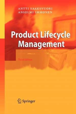 Product Lifecycle Management de Antti Saaksvuori