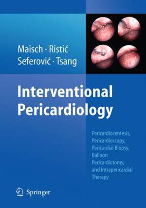 Interventional Pericardiology