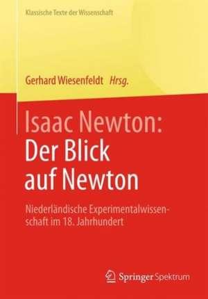 Der Blick auf Newton