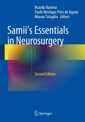 Samii's Essentials in Neurosurgery de Ricardo Ramina