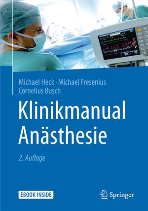 Klinikmanual Anaesthesie