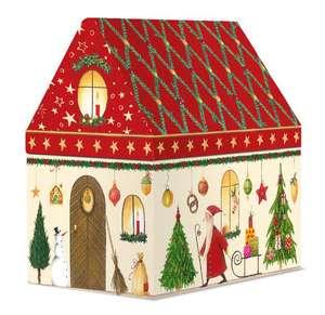 Weihnachtszauber, Adventshaeuschen