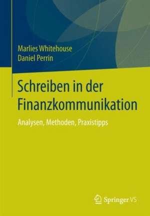 Schreiben in der Finanzkommunikation