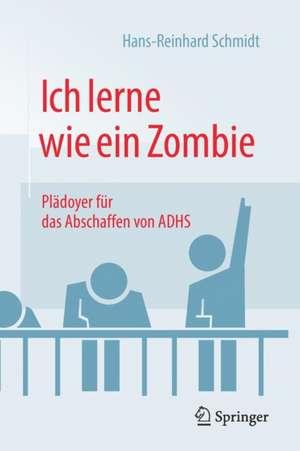 Ich lerne wie ein Zombie