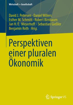 Perspektiven einer pluralen OEkonomik