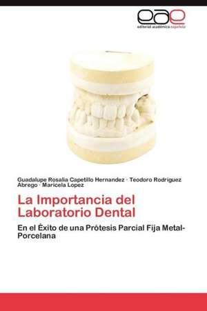 La Importancia del Laboratorio Dental