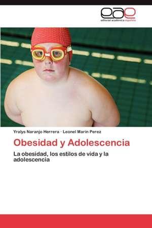Obesidad y Adolescencia