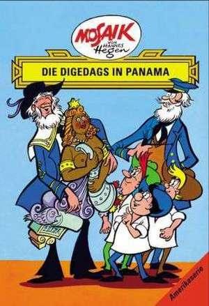 Die Digedags in Panama. Amerika-Serie Bd. 12 de Lothar Dräger