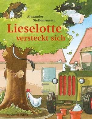 Lieselotte versteckt sich de Alexander Steffensmeier