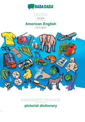 BABADADA, Bengali (in bengali script) - American English, visual dictionary (in bengali script) - pictorial dictionary de  Babadada Gmbh