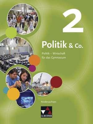 Politik & Co. Neu 2 Niedersachsen de Erik Müller