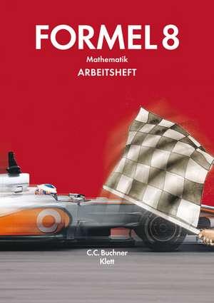 Formel 8 Neu Arbeitsheft