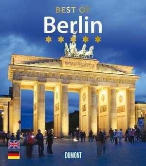 DuMont Bildband Best of Berlin de Ingrid Nowel