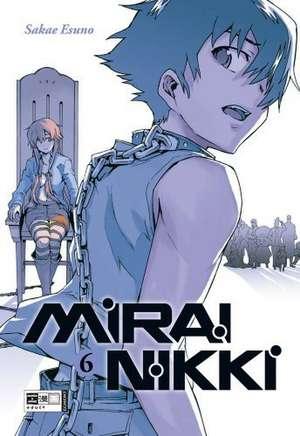 Mirai Nikki 06 de Sakae Esuno