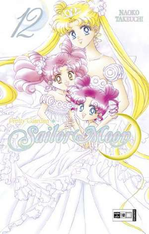 Pretty Guardian Sailor Moon 12 de Naoko Takeuchi