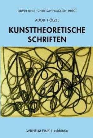 Kunsttheoretische Schriften