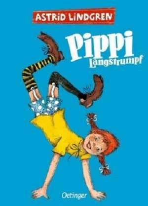 Pippi Langstrumpf, Gesamtausgabe in einem Band de Astrid Lindgren