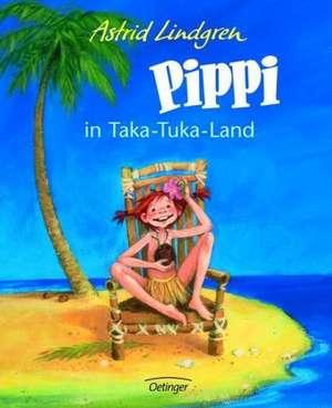 Pippi in Taka-Tuka-Land (farbig)