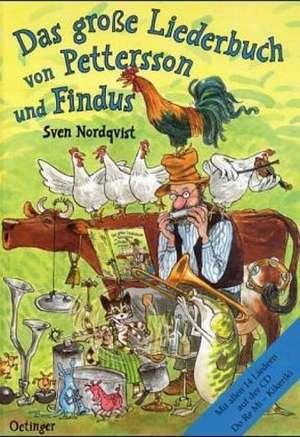 Das grosse Liederbuch von Pettersson und Findus