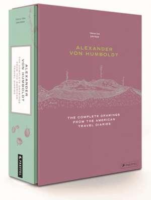 Alexander Von Humboldt de Ottmar Ette
