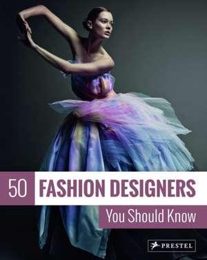 50 Fashion Designers You Should Know de Simone Werle