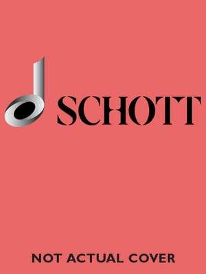 Kantate Nr. 21 (Dominica Palmarum) de Johann Sebastian Bach