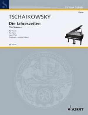 Die Jahreszeiten op. 37bis de Peter Iljitsch Tschaikowsky