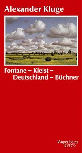 Fontane-Kleist-Deutschland-Buechner