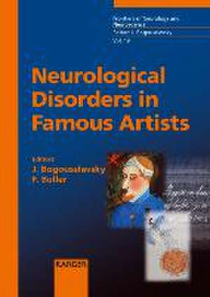 Frontiers of Neurology and Neuroscience / Neurological Disorders in Famous Artists